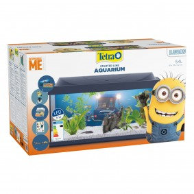 Tetra Starter Line Minion Aquarium LED 54L