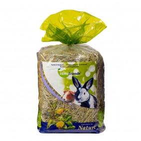 Hugro Kleintier-Heu Premium Brennessel Ringelblume 500g