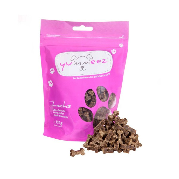 Yummeez getreidefreie Trainingssnacks 175g