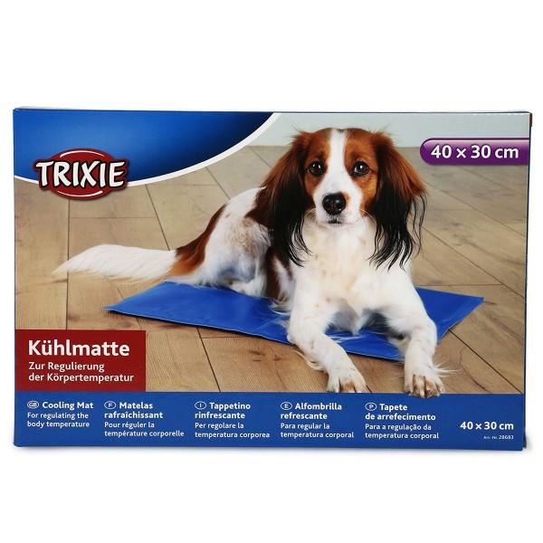 Trixie Kühlmatte blau