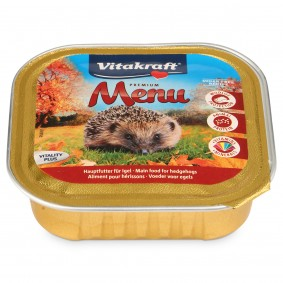 Vitakraft Nassfutter für Igel Menü 16x100g