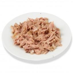 Schesir Cat Brühe Thunfisch mit Rindfleisch 70g