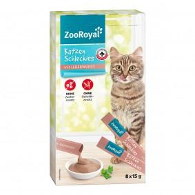 ZooRoyal Katzenschleckies Leberwurst