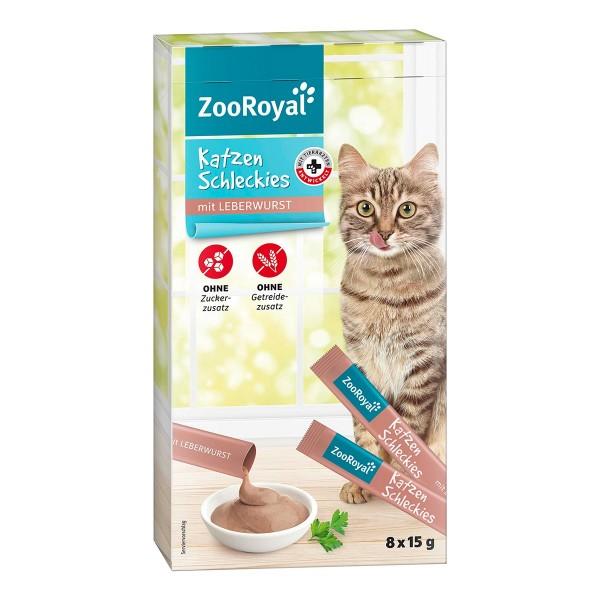 ZooRoyal Katzen Schleckies