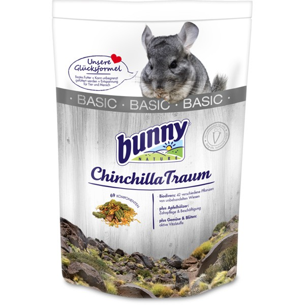 Bunny ChinchillaTraum basic