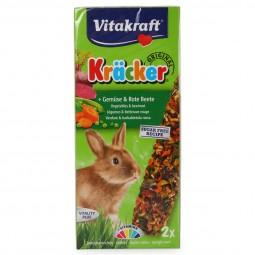 Vitakraft Zwergkaninchen Kräcker mit Gemüse & Rote Beete
