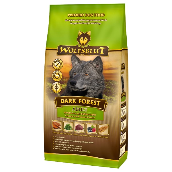 Wolfsblut Dark Forest Adult