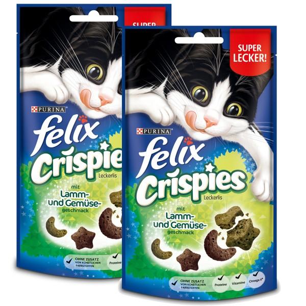 Felix Crispies, 2 ks