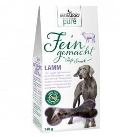 Mera Dog pure Fein Gemacht Soft-Snack Lamm