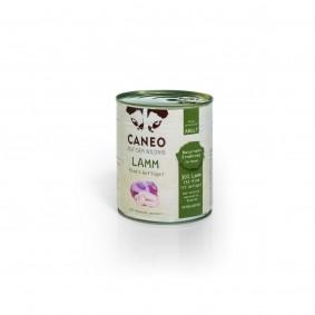 Caneo Lamm, Rind und Geflügel 800g
