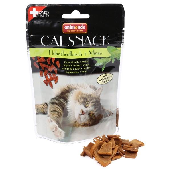 Animonda Cat Snack Hühnchenfleisch&Minze