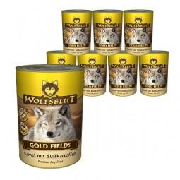 Wolfsblut Hundefutter Gold Fields Kamel+Süßkartoffel