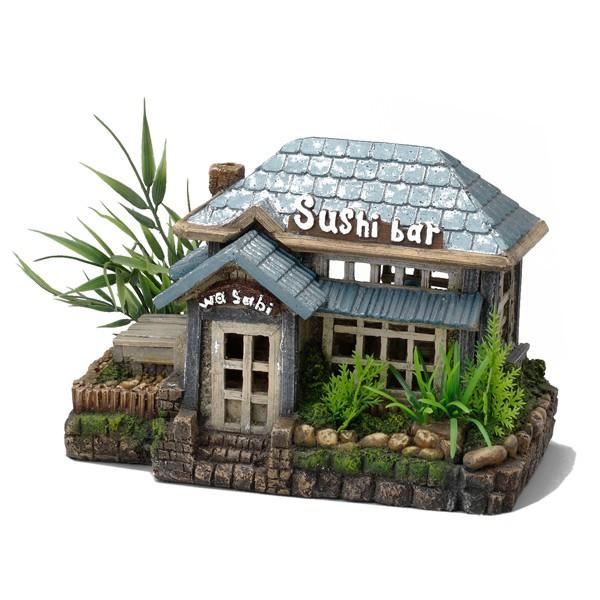 Aquarium Dekoration Sushi-Bar