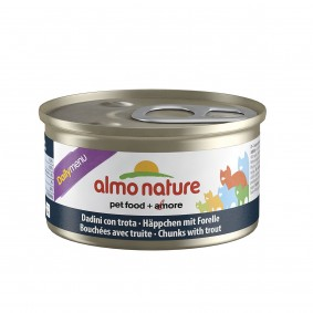 Almo Nature Daily Menu Cat Häppchen mit Forelle
