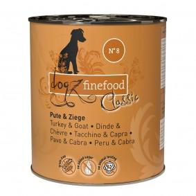 dogz finefood No. 08 Pute & Ziege