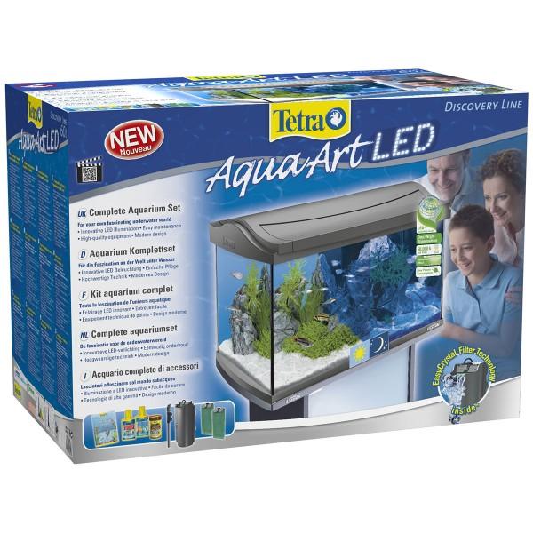 Tetra AquaArt LED Aquarium-Komplett-Set - 100l