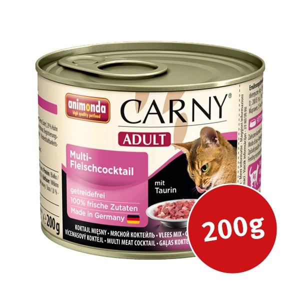 Animonda Katzen-Nassfutter Carny Adult Multi-Fleischcocktail