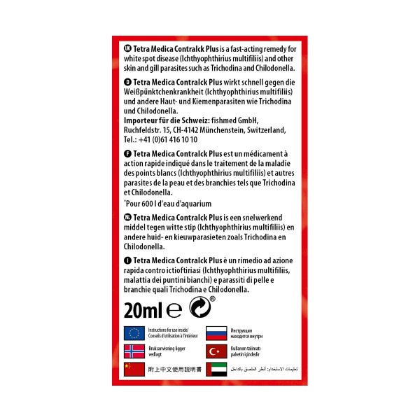 Tetra Medica ContraIck Plus 20ml