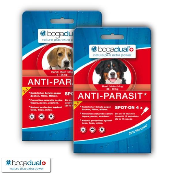 bogadual ANTI-PARASIT Spot-on Hund