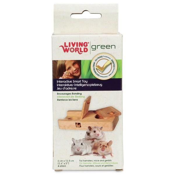 Living World Kleintier-Klappspielzeug