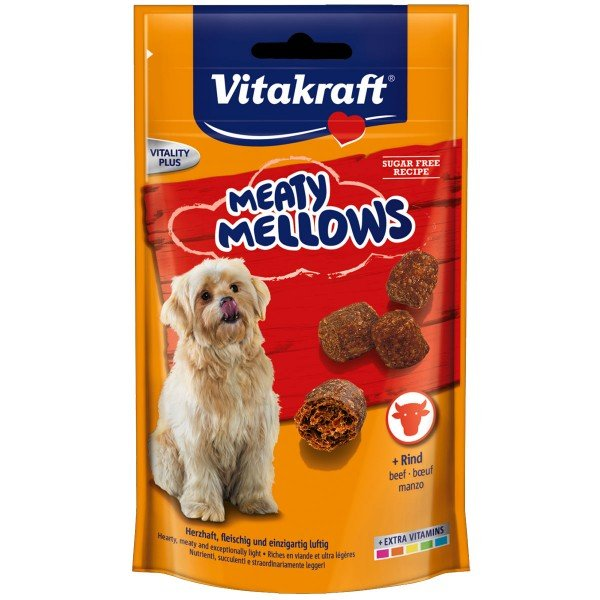 Vitakraft Hundesnack Meaty Mellows Rind