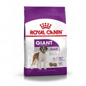 ROYAL CANIN GIANT Adult Trockenfutter für sehr große Hunde 15+3kg