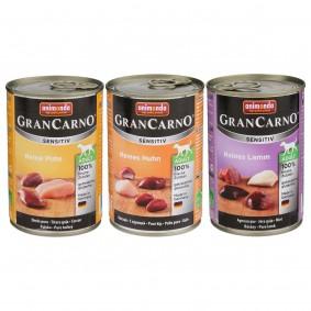 Animonda Gran Carno Sensitiv 18x400g Mixpaket