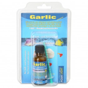 Aqualight Garlic - reines Knoblauchextrakt 30ml