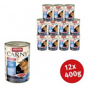 Kiekebusch Angebote Animonda Katzenfutter Carny Adult Rind, Kabeljau & Petersilienwurzeln - 12x400g