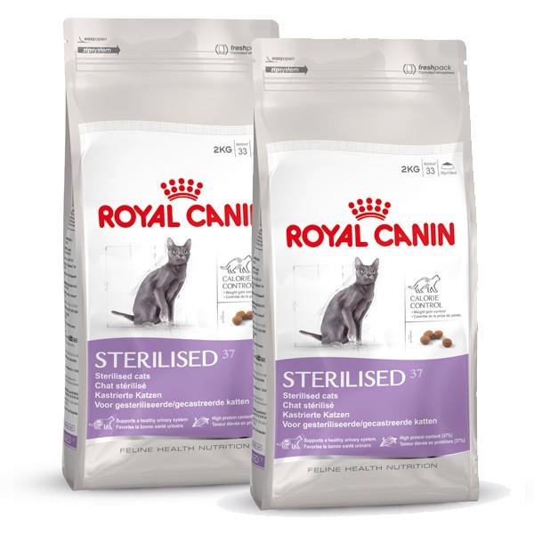 royal canin katzenfutter sterilised 37. Black Bedroom Furniture Sets. Home Design Ideas