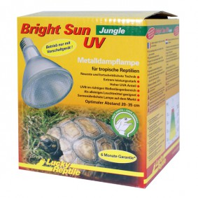 Lucky Reptile Bright Sun UV Jungle Lampe halogène