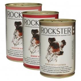 Rockster Probierpaket 3x410g
