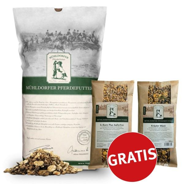 Mühldorfer Pferdefutter 6-Korn Plus 20kg