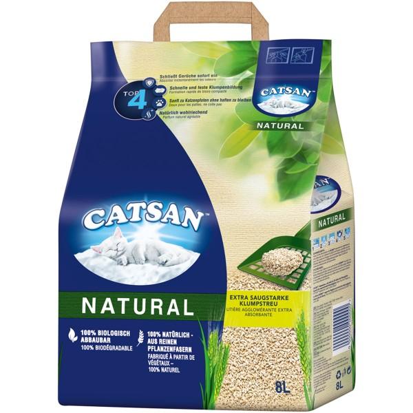 Catsan Natural Klumpstreu