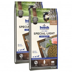 Bosch Hundefutter Special Light 2x12,5kg