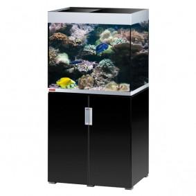 EHEIM incpiria marine 200 mit LED Beleuchtung schwarz hochglanz