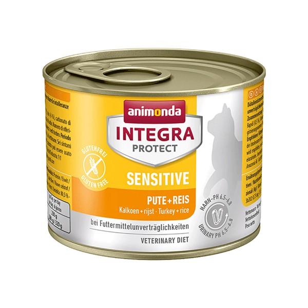 Animonda Integra Protect Sensitive Pute und Reis