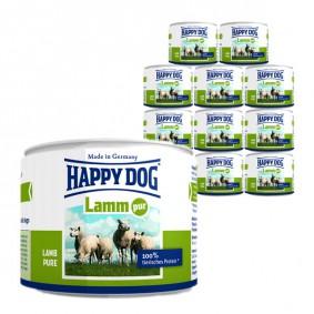 Happy Dog Lamm Pur 12x200g