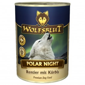 Wolfsblut Polar Night se sobím masem