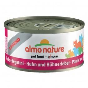 Almo Nature Legend Cat Megapack Huhn und Leber