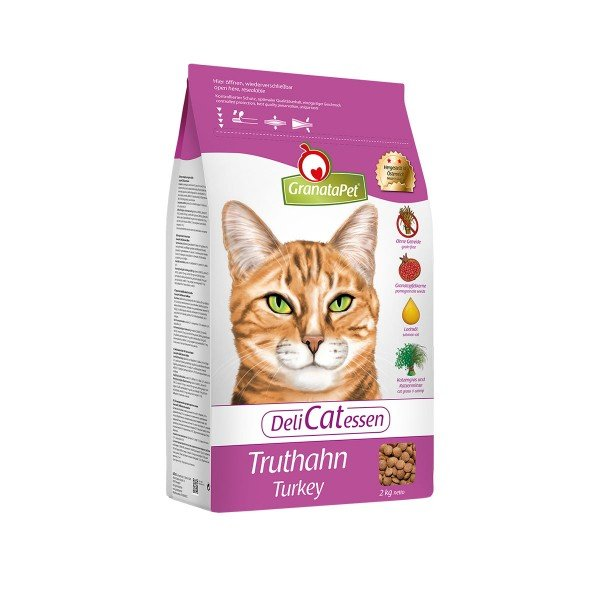 GranataPet DeliCatessen Truthahn Adult