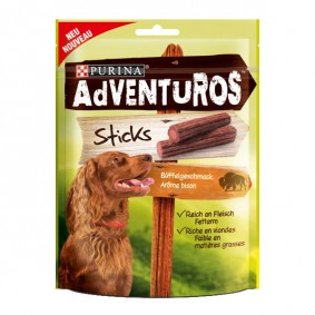 AdVENTuROS Hundesnack Sticks 120g
