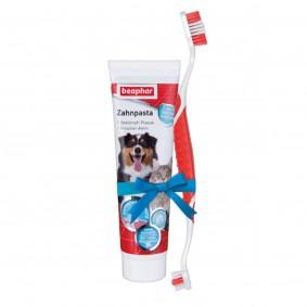 beaphar sada pro péči ozuby (zubní pasta akartáček)