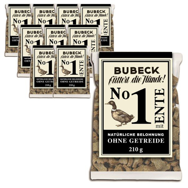 Bubeck Hundesnack 2,1kg