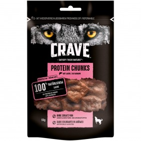 CRAVE Protein Chunks mit Lachs