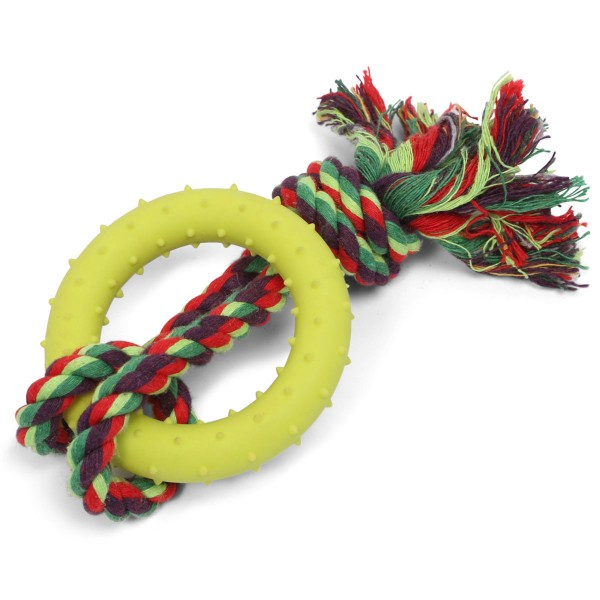 ZooRoyal Wurftau mit Ring
