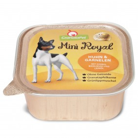 GranataPet Mini Royal kuřecí maso akrevety