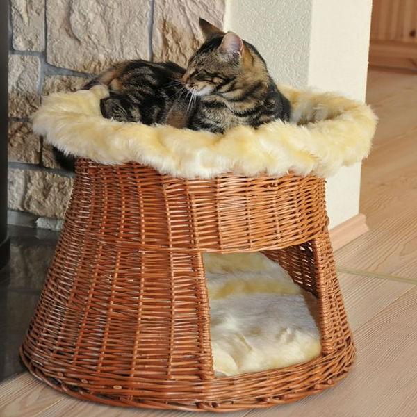 Silvio Design Korbturm für Katzen
