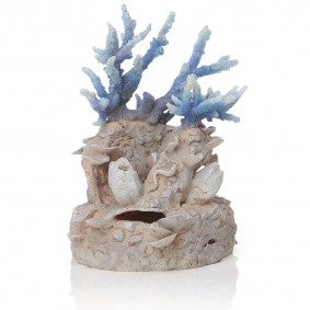 biOrb Aquariumdekoration Korallenriff-Skulptur