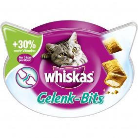 Whiskas Katzensnacks Knuspertaschen Gelenk-Bits 50g